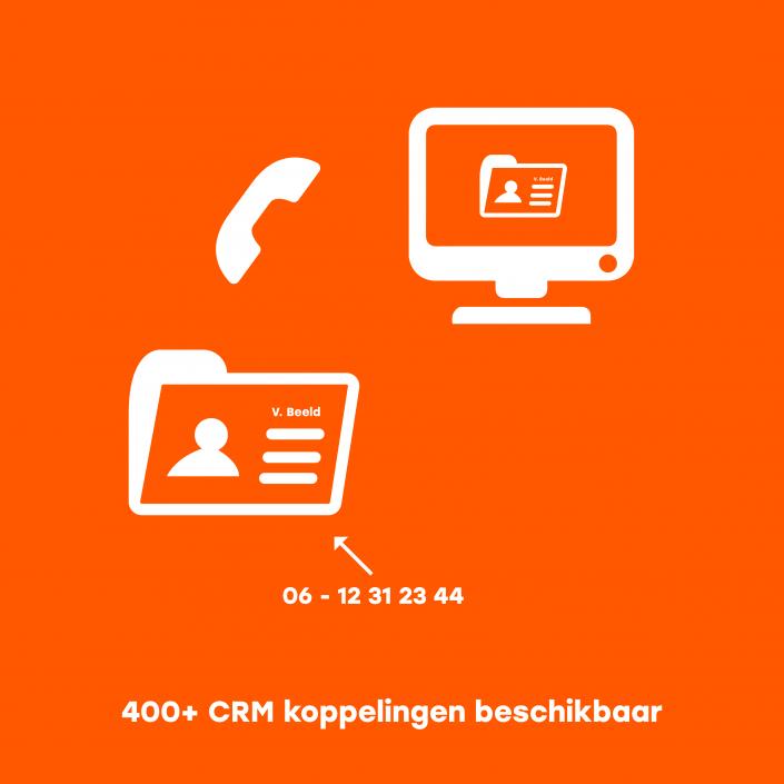 CRM koppeling